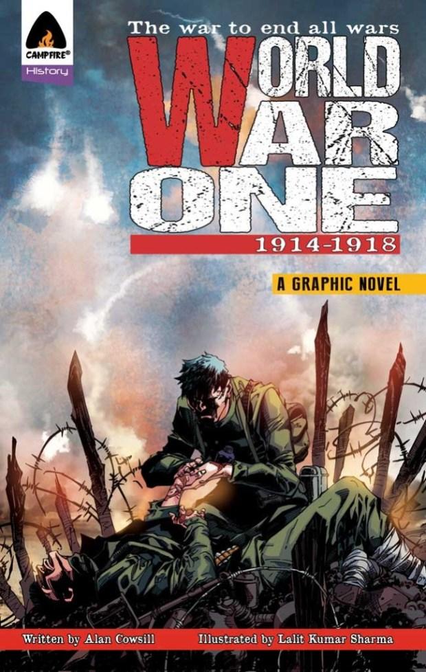 World War One - Campfire Graphic Novel