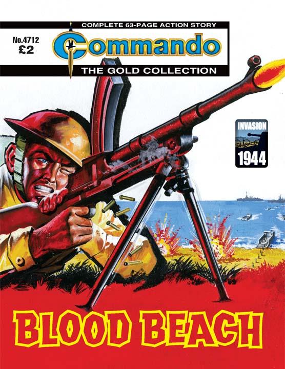 Commando 4712