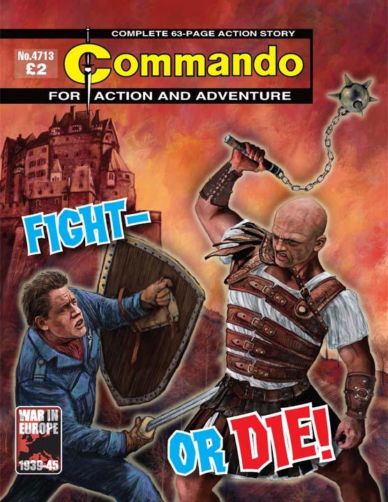 Commando 4713
