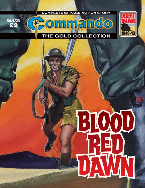 Commando 4720