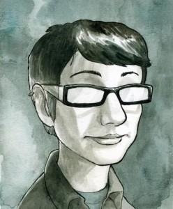 Hannah Berry - Self Portrait