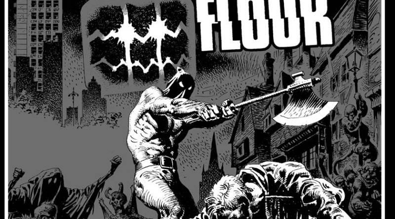 The Thirteenth Floor Volume 2 - Cover
