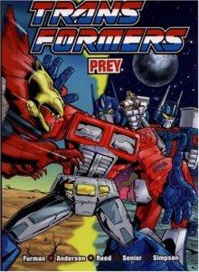 Transformers - Prey
