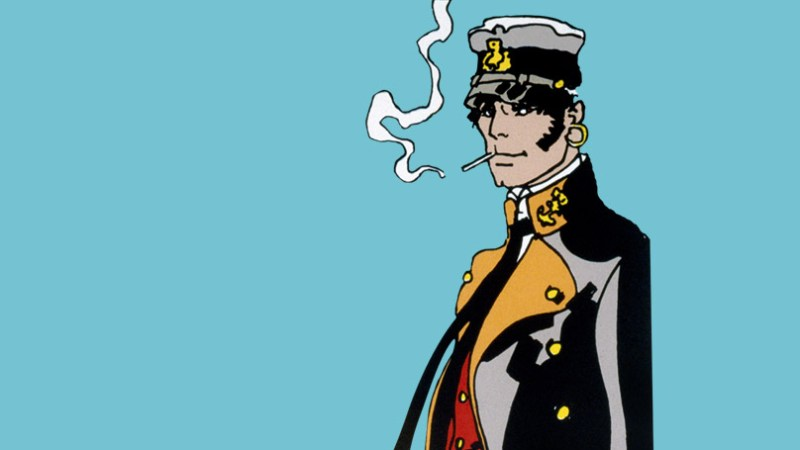 IDW to publish the complete Corto Maltese in English for the first time