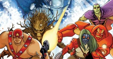 100th Anniversary Special: Guardians Of The Galaxy #1
