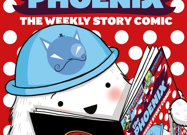 The Phoenix Issue 133 - Cover