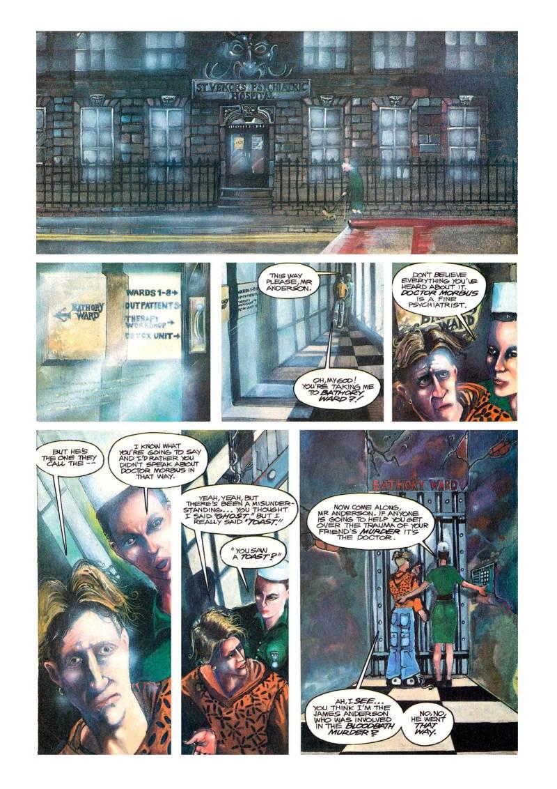 PsychoKiller - Sample Page