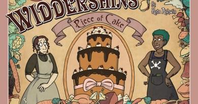 Widdershins Volume 4: Piece of Cake