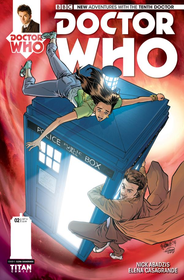 Doctor Who: Tenth Doctor #2