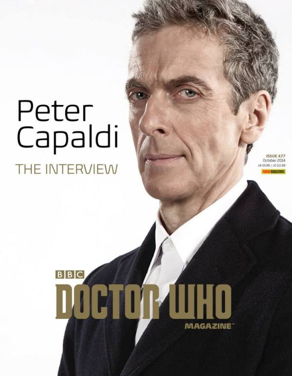 Doctor Who Magazine Issue 477