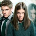 A promotional image for the second season of the BBC drama Wolfblood. Image: BBC