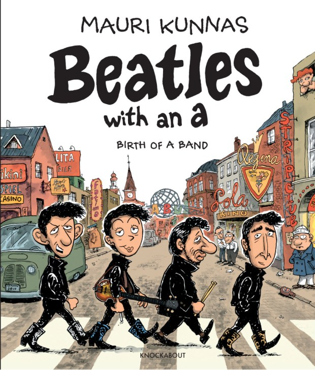 Beatles with an 'A' by Mauri Kunnas