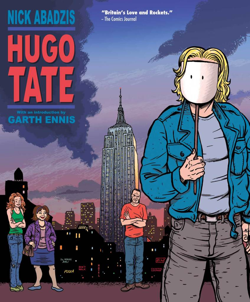 Hugo Tate - Cover