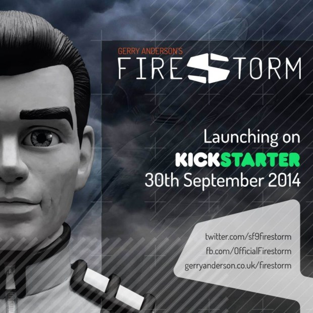 Firestorm Teaser Image - September 2014