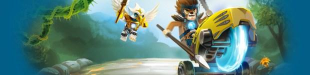 LEGO Chima Promotional Image