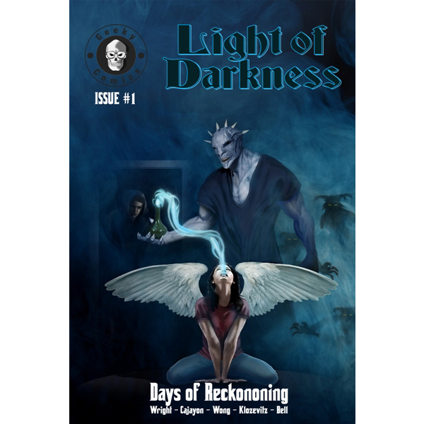 Light of Darkness Issue One - Cover