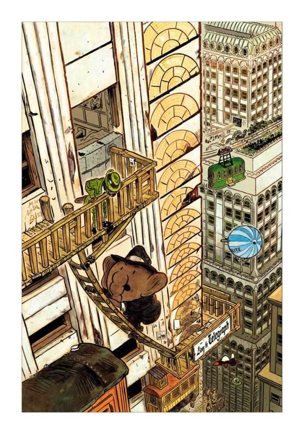 District 14 by Romuald Reutimann
