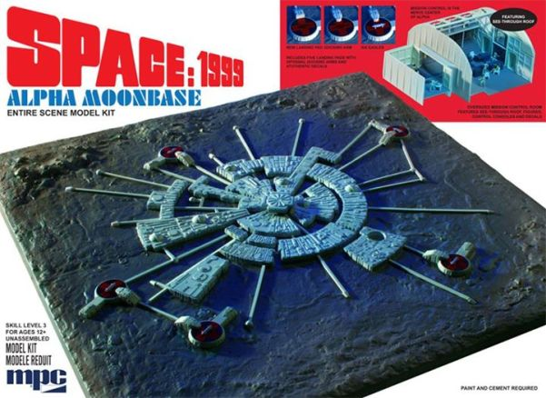 MPC Moonbase Alpha Kit - Cover