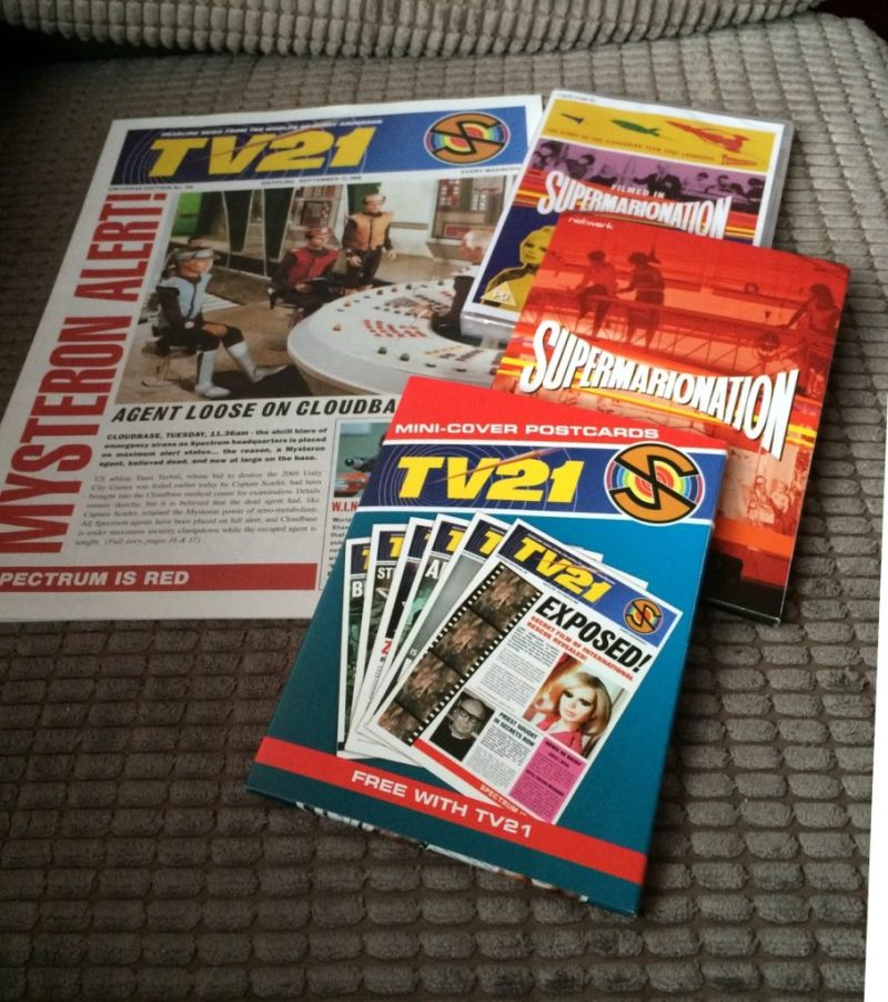 TV21 Issue 243 - The Network Edition