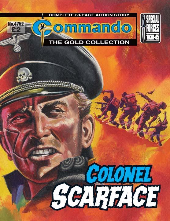 Commando 4752