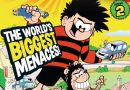 "Daily Mirror offers free digital ""Dennis the Menace"" comic"