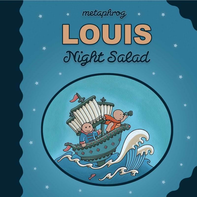 Louis - Night Salad by Metaphrog