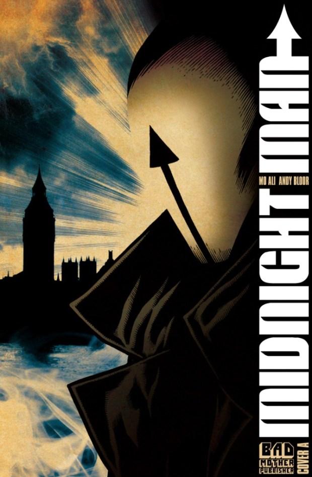 Midnight Man - Cover