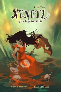Nenetl of the Forgotten Spirits #2 Cover