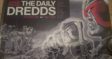 Daily Dredds - Cover