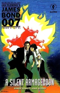 James Bond: Silent Armageddon #1