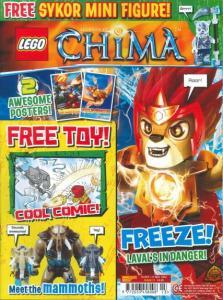 LEGO Chima Magazine
