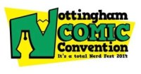 Nottingham Comic Con Logo 2014