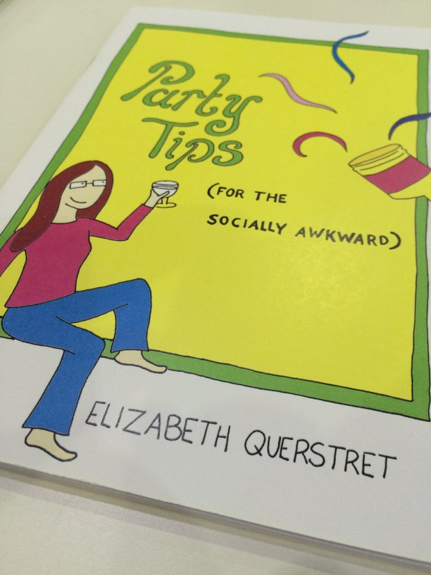 Party Tips by Elizabeth Querstret