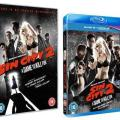 Sin City 2 DVD and Blu-Ray Covers - UK