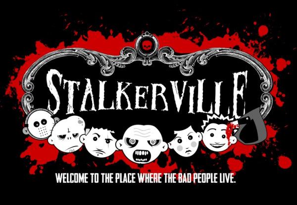 Stalkerville Cover