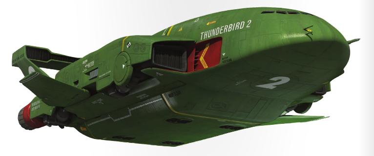 Thunderbird 2 - Thunderbirds Are Go