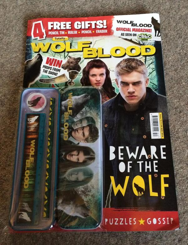 Totally... Wolfblood