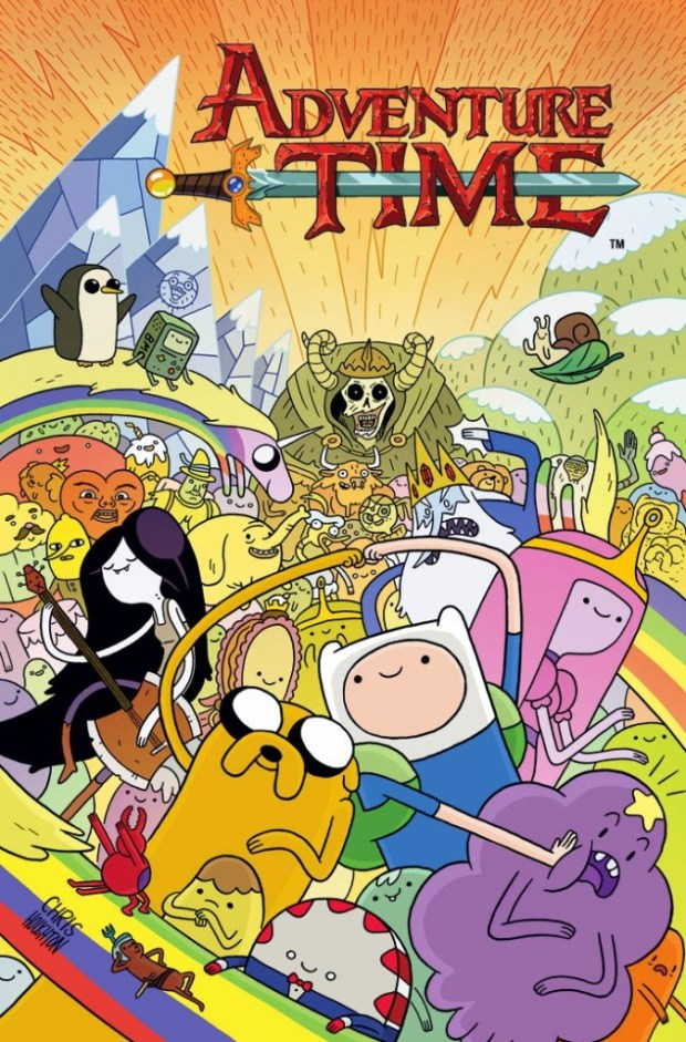 Adventure Time Issue One