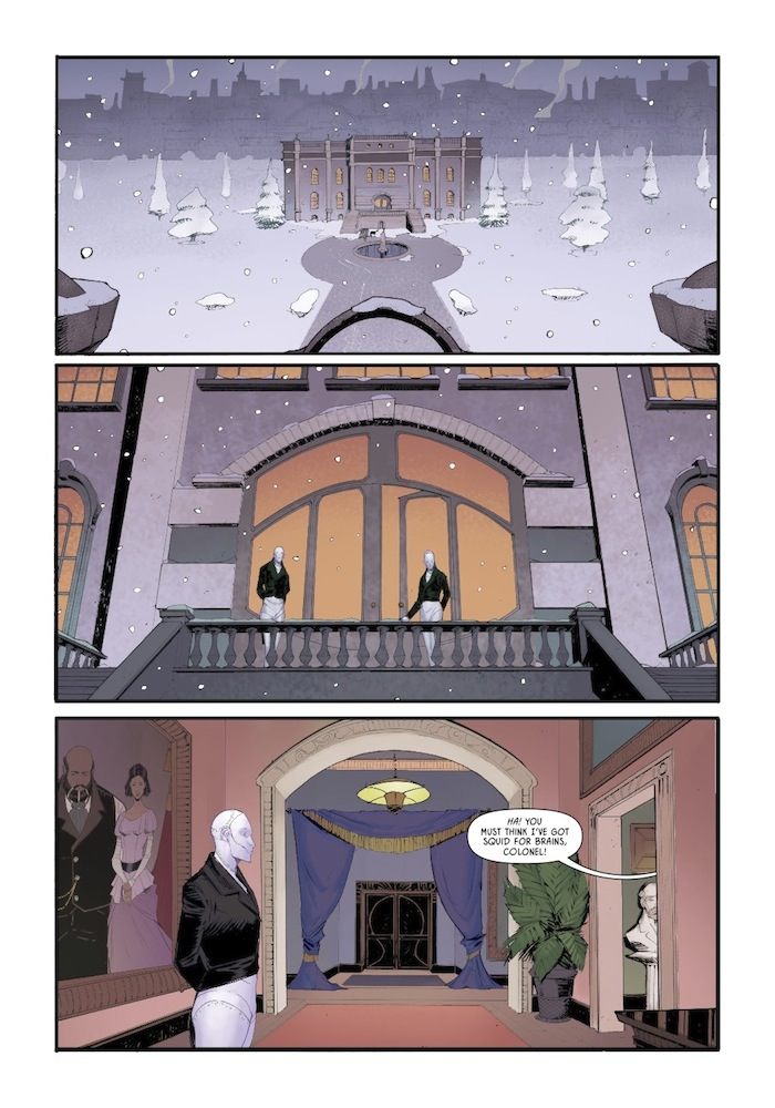Bone China - Page 1