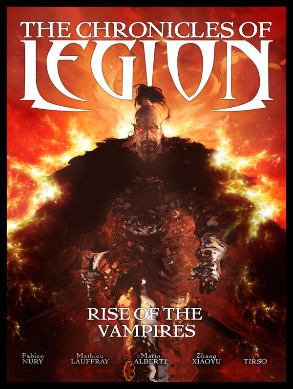 The Chronicles of Legion Volume 1