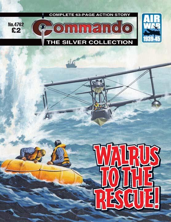 Commando 4762