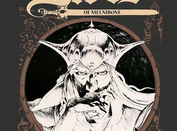 Cover - Volume 1 Elric Of Melnibone
