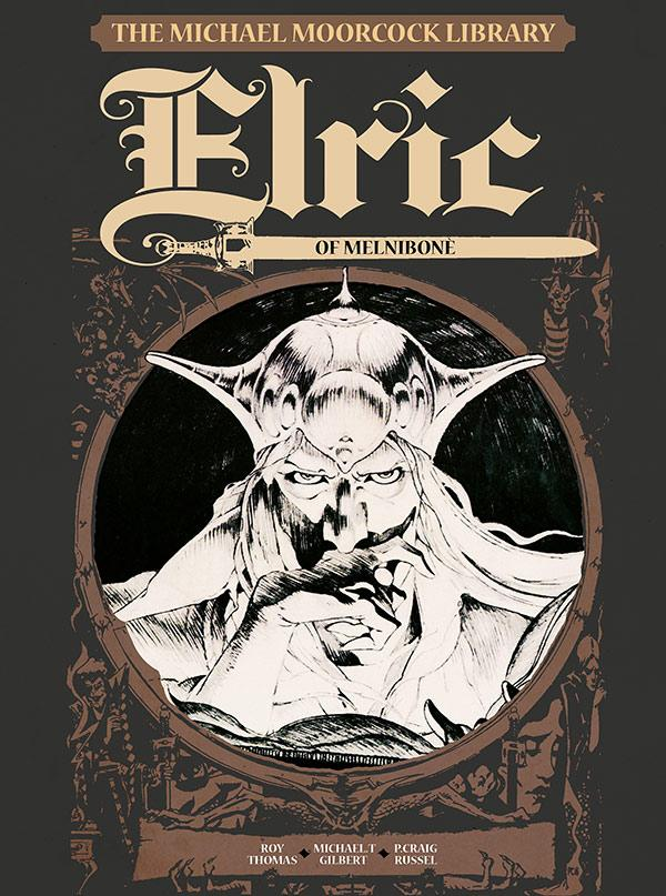 Cover - Volume 1 Elric Of Melnibone