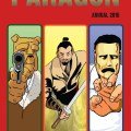 Paragon Annual 2014 - Cover