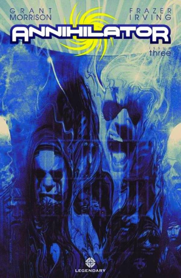 Annihilator #3 - Cover