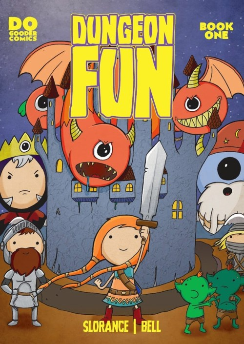 dungeon-fun-1-bell-slorance-dogooder-comics-cover