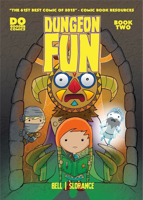 dungeon-fun-2-bell-slorance-dogooder-comics-cover