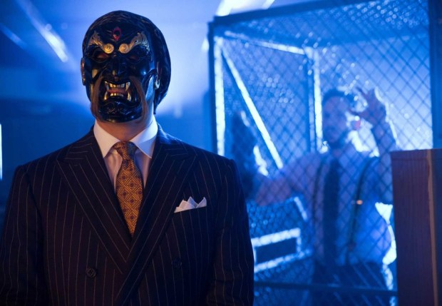 Gotham Season 1 Episode 8: The Mask