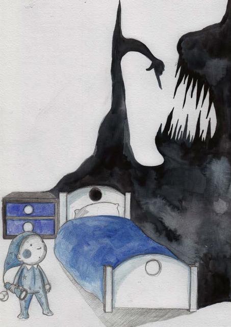 Maleficium by EdieOp - Sample Page