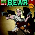 Bertie Bear Issue 3 - Cover